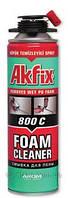 Очиститель пены Akfix  500 мл.