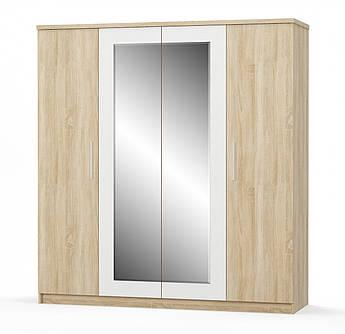 "Шкаф ""Маркос"" 4Д 2000 Мебель-Сервис"