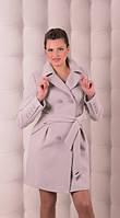 Пальто женское весеннее классика, фото 1