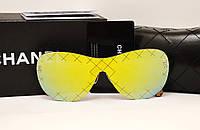 Женские солнцезащитные очки Chanel Shield 5529-A Col 03