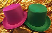 Цилиндр шляпа Лепрекона, для взрослых СКЛАД