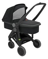 Коляска для новорожденных Greentom Upp Carrycot, на шасси black BLACK (под заказ 5-10 дней)