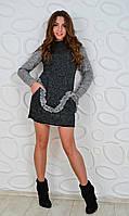 Женское теплое платье Hollywood