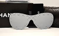 Женские солнцезащитные очки Chanel Shield 5529-A Зеркало
