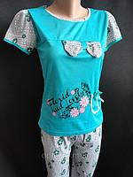 Пижамы женские на лето купить оптом