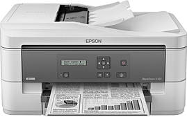 МФУ Epson WorkForce K301 с СНПЧ и чернилами