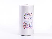 Салфетка (спанлейс) 30 х 50, 100 шт. в рулоне, структура сетчатая, плотность - 40 г/м2