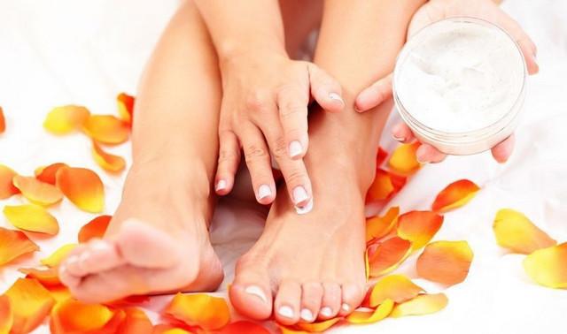 Кремы для ног