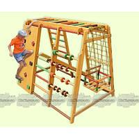 Ирель Детский спортивно - игровой комплекс для улицы Малыш УЛИЦА (NONA-P88199-0)