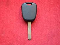 Ключ Renault Kangoo, clio, fluence, master с местом под чип