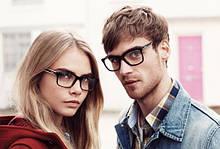 Очки для имиджа и стиля / имиджевые очки.