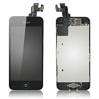 Дисплей для iPhone 5C с сенсорным экраном (черный) Oригинал