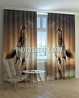 Фотошторы лошади