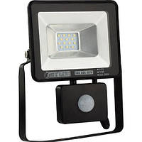 Прожектор светодиодный LED 10 Вт с датчиком движения PUMA/S-10