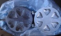 Форма для приготовления печенюшек СЕРДЕЧКИ