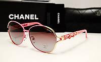 Женские солнцезащитные очки Chanel 6108 Розовый цвет