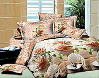 Комплект постельного белья из ранфорса Жемчужина
