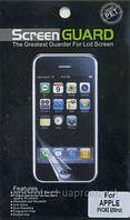 Apple iPhone 5,_зеркальная пленка