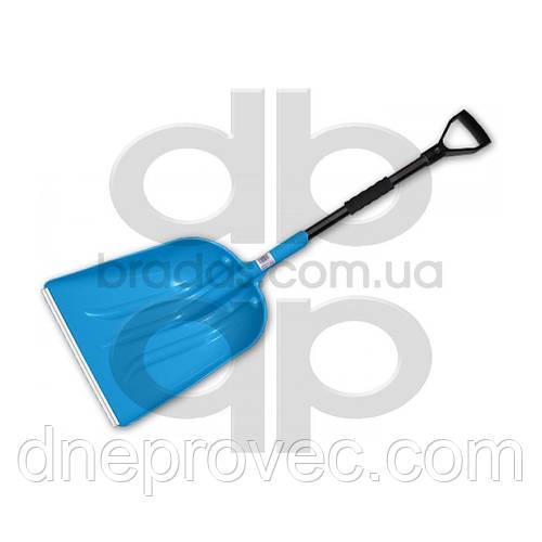 Лопата универсальная, пластиковая с металлическим черенком KT-CXG809-B