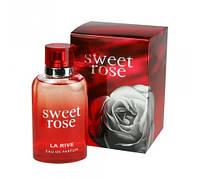 Женская парфюмированая вода La Rive SWEET ROSE, 90 мл