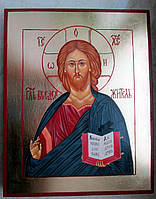Икона писаная Господь Вседержитель