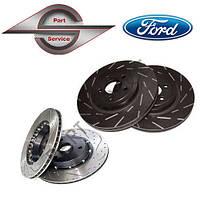 Тормозные диски на Ford Kuga Форд Куга