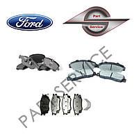 Тормозные колодки на Ford Focus Форд Фокус