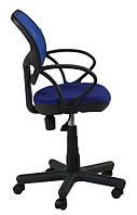 Кресло Чат сиденье к/з Неаполь, спинка сетка
