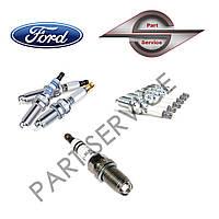 Свеча зажигания на Ford Fiesta Форд Фиеста