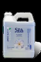Tropiclean White Coat Shampoo - Шампунь для белой шерсти для собак и кошек 3,8л (700765)