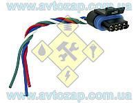 Колодка (инжектор) РХХ регулятора холостого хода с проводами (Торнадо) х