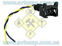 Колодка (инжектор) датчика детонации с проводами (Торнадо) Р180
