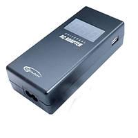 Универсальное зарядное устройство для ноутбука Gemix PC-U90W02;USB, 90W(Распродажа!!!)(без разьемов)