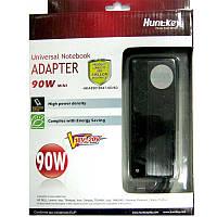 Универсальное зарядное устройство для ноутбука Huntkey 90W  4.5A; 19V(Распродажа!!!)