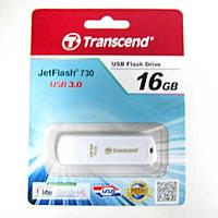 Флешка  16Gb Transcend 730 USB 3.0 (скоростная 70Mb/20Mb)