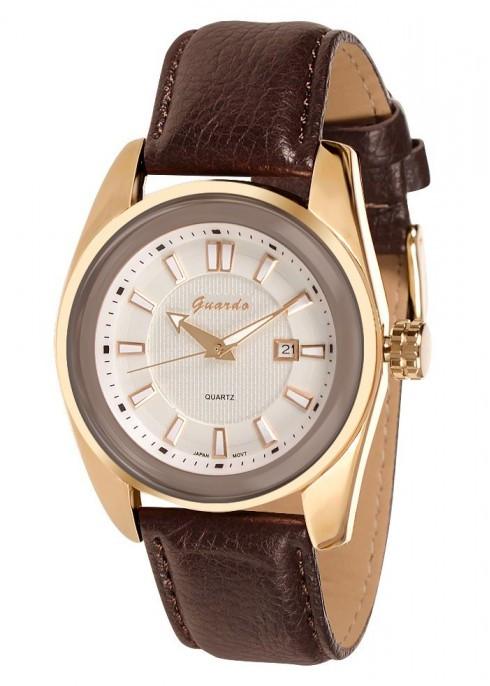 Часы Guardo 8079 GWBr кварц.
