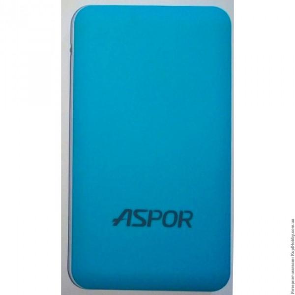 Powerbank Aspor 9000mAh покрытие soft touch, A322