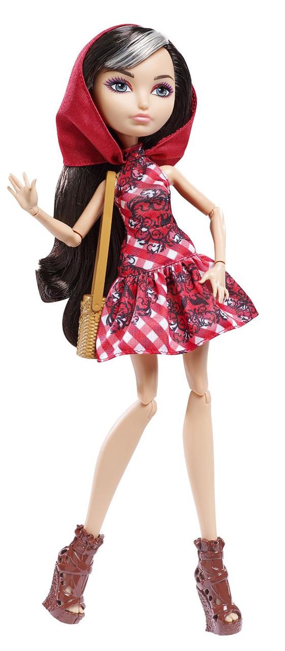 Кукла Эвер Афтер Хай Сериз Вуд из серии Зачарованный Пикник Ever After High Enchanted Picnic Cerise Hood Doll