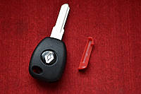 Ключ Renault logan, duster,sandero, lodgy, dokker с местом под чип