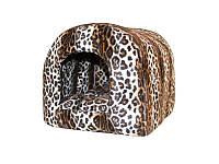 Домик меховой для собак, размеры 37*43*38  арт 3991