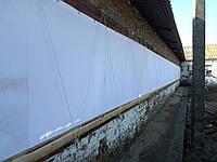 Вентиляционные шторы на молочные фермы