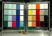 Цветное стекло LACOBEL (Бельгия)