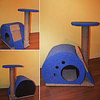 Дом для кота Лапка