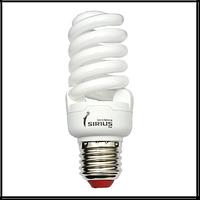 Б-лампа КЛЛ 1-CFL -15-221 4100 Е 27 SIRIUS