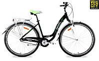 Spelli City 26 черный женский велосипед, фото 1