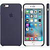 Apple iPhone 6S Plus Silicone Case Charcoal Gray MKXJ2