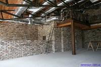 Реставрация старинных фасадов. Кирпичная кладка