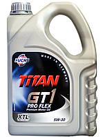 FUCHS TITAN GT1 PRO FLEX  5W-30   4 л.