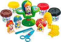 Набор для лепки Парикмахерская, PlayGo (PLG8652)