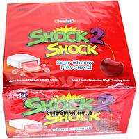Жвачка Shock 2 Вишня 100шт.